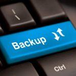 Come effettuare il backup del computer